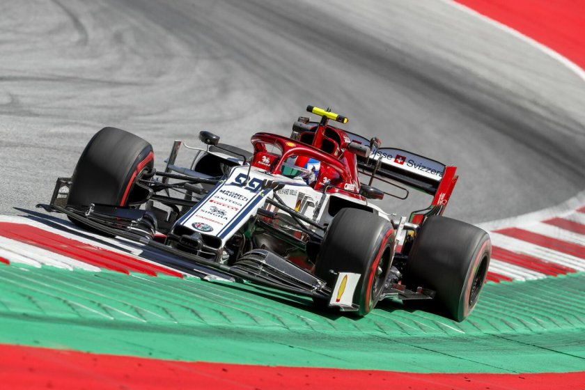 Alfa Romeo GP Austria