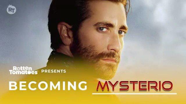 Image for the Tweet beginning: Jake Gyllenhaal reveals what drew