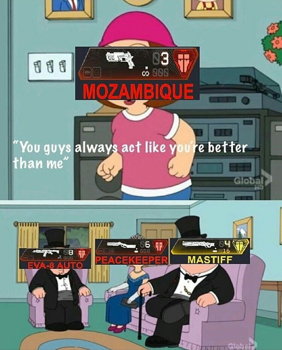 Apex Legends Memes Mozambique Youtube