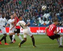 Video: Hannover 96 vs Eintracht Frankfurt