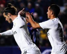 Video: Levante vs Real Madrid