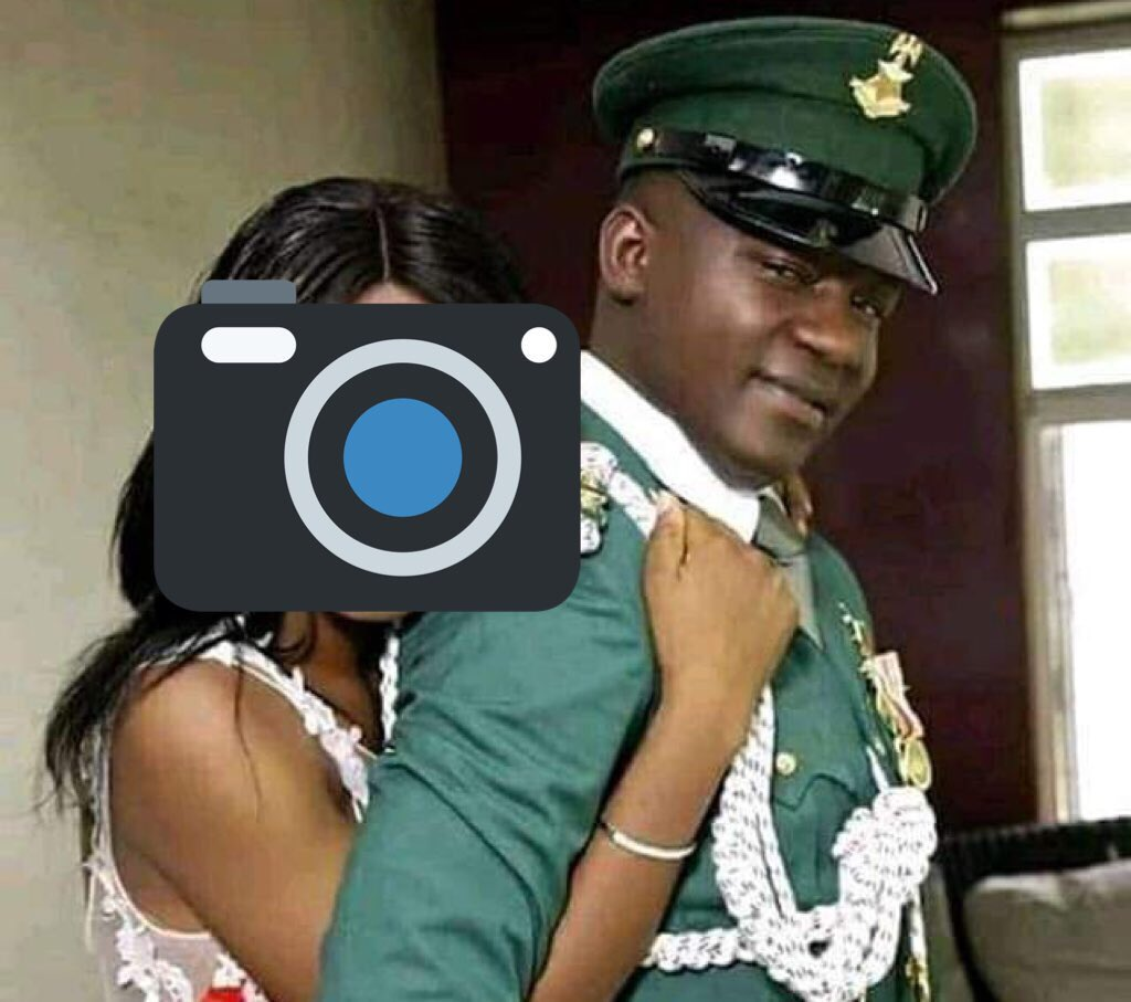 D0NsHlGX0AAnWQL - Army officer killed in Rivers state election violence, just few weeks to his wedding