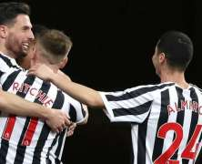 Video: Newcastle United vs Burnley