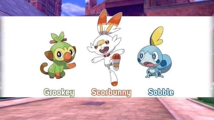 Pokémon Espada & Escudo