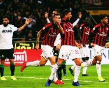 Video: AC Milan vs Sassuolo