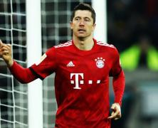 Video: Borussia M gladbach vs Bayern Munich