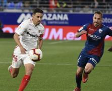 Video: Huesca vs Sevilla