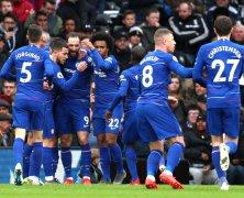 Video: Fulham vs Chelsea