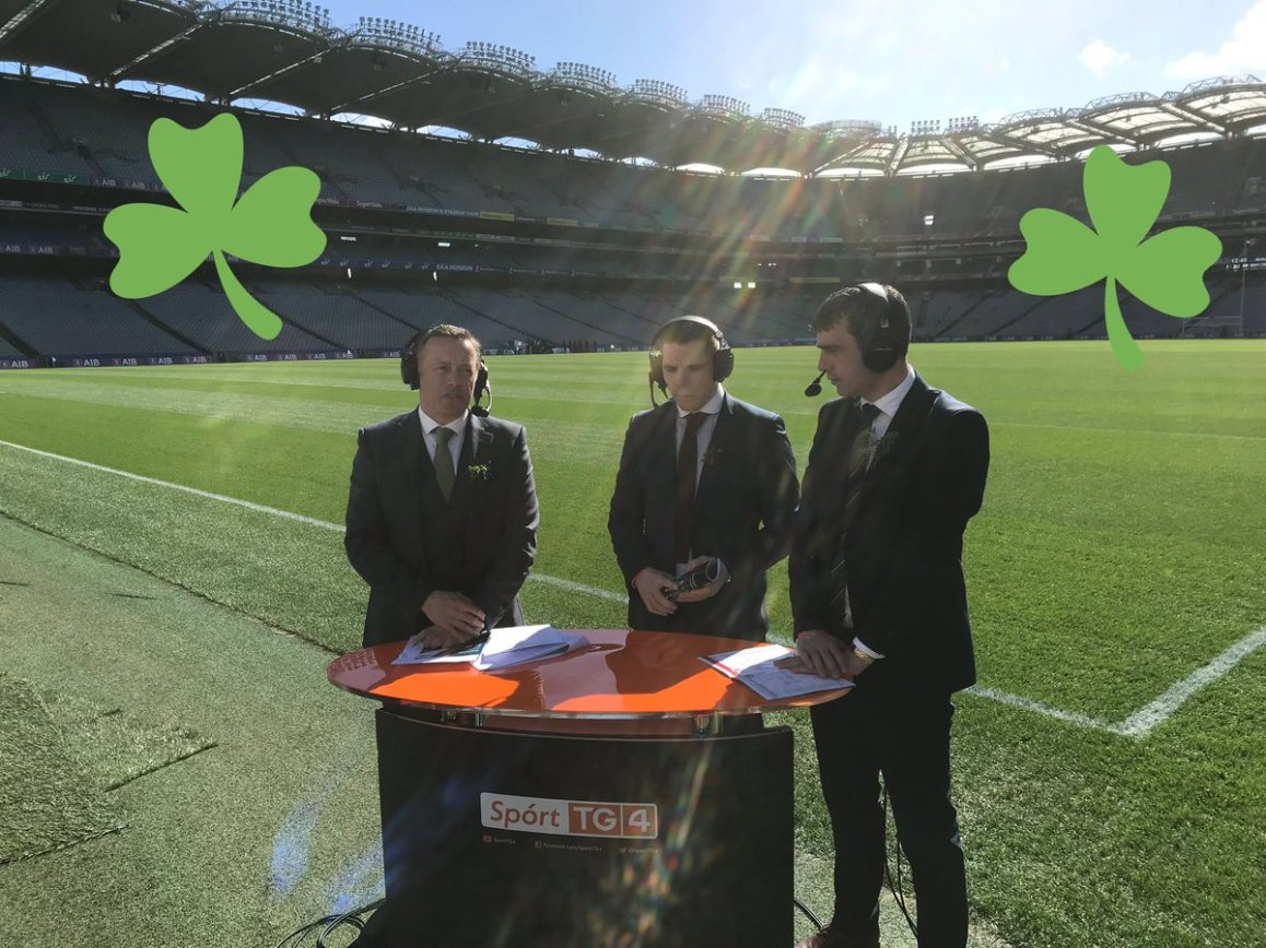 test Twitter Media - Beautiful sunny day now in @CrokePark for today's @AIB_GAA Club Final live on @GAA_BEO @TG4TV https://t.co/h99LZBaS5E