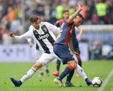Video: Genoa vs Juventus