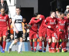 Video: Fulham vs Liverpool