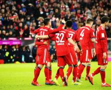 Video: Bayern Munich vs Mainz 05