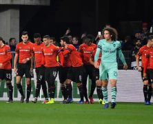 Video: Rennes vs Arsenal