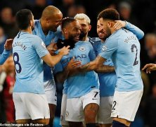 Video: Manchester City vs Watford