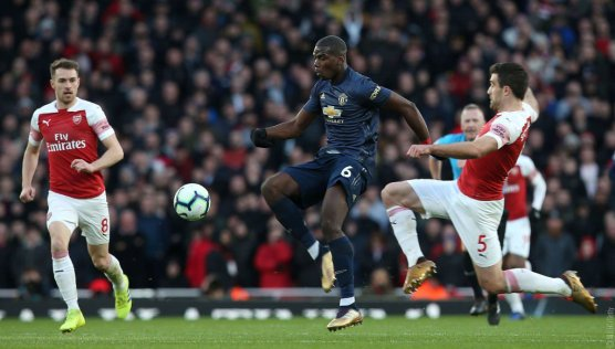 Arsenal 2-0 Manchester United Highlights Video