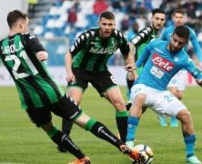 Video: Sassuolo vs Napoli
