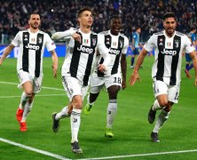 Video: Juventus vs Atletico Madrid