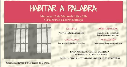 test Twitter Media - Hoy en A Coruña un acto lleno de memoria, dignidad y recuerdo de las personas represaliadas por el franquismo. https://t.co/aof4EXOKIN