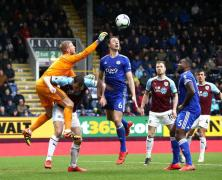 Video: Burnley vs Leicester City
