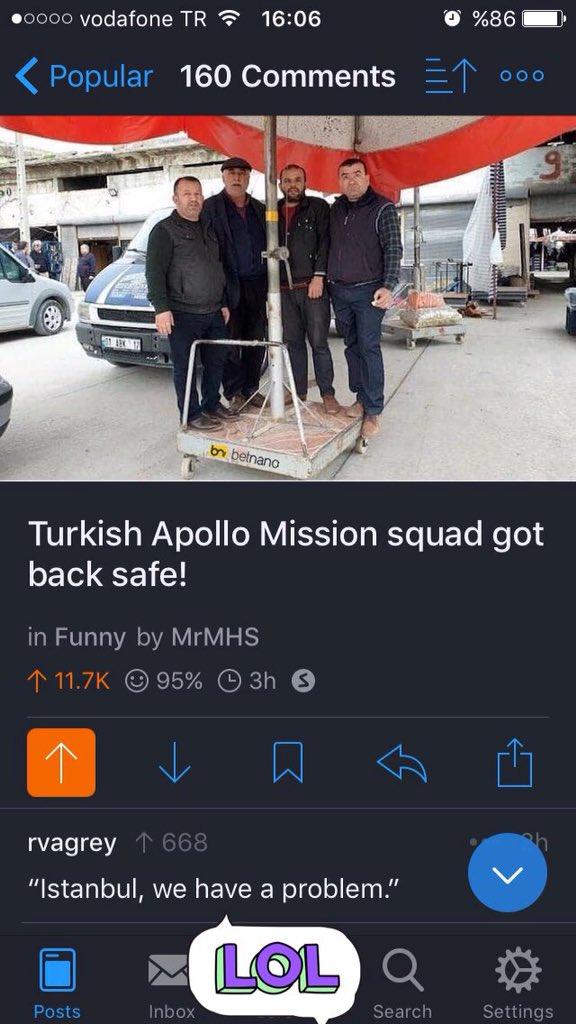 Offensive Memes On Twitter Turkish Space Program