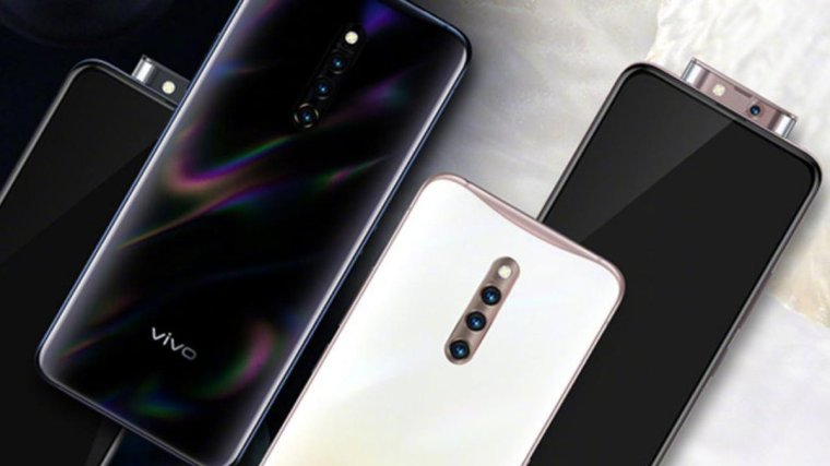 Vivo launched 2 smartphones with 48MP triple rear camera set up