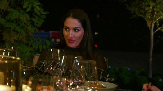 Image for the Tweet beginning: Is Nikki @BellaTwins dating someone?!?