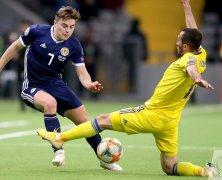 Video: Kazakhstan vs Scotland