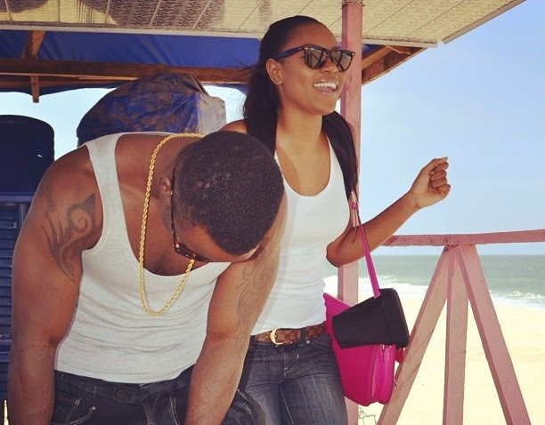 D2NhvxdWkAIXVfI - Nigerians Throw Mud At Ubi Franklin For Suggesting That Iyanya Assaulted Yvonne Nelson While Dating