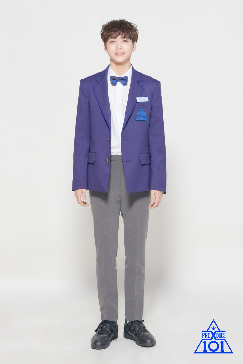 Image result for song HyungJun produce x site:twitter.com