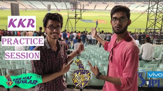 Make sure they practice hard. Thanks for the support. KKR Hai Taiyyar!!