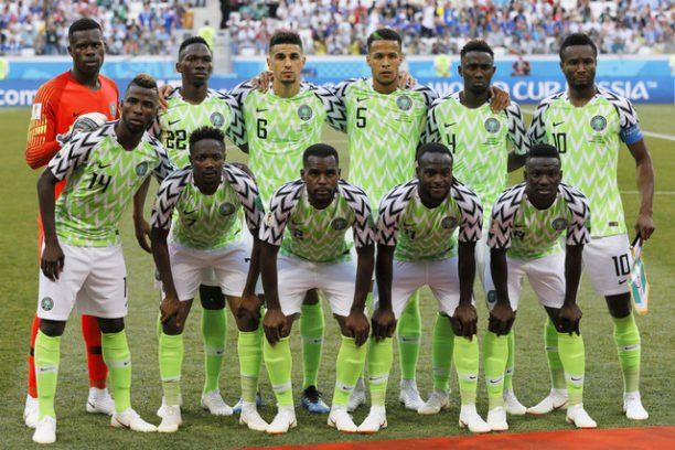 D2SVh2aVAAAR6R5 - AFCON Qualifiers: Super Eagles Of Nigeria Secure Top Spot Finish
