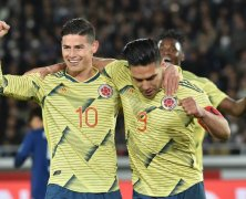 Video: Nhật Bản vs Colombia
