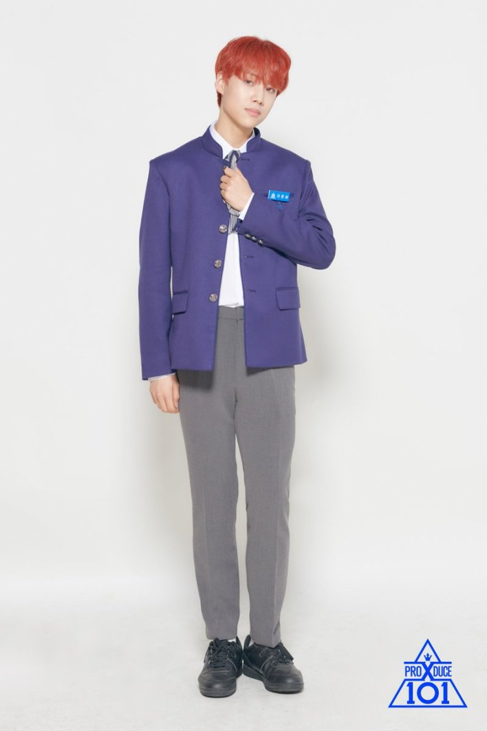 Image result for lee eunsang produce x 101 site:twitter.com