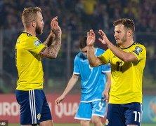 Video: San Marino vs Scotland