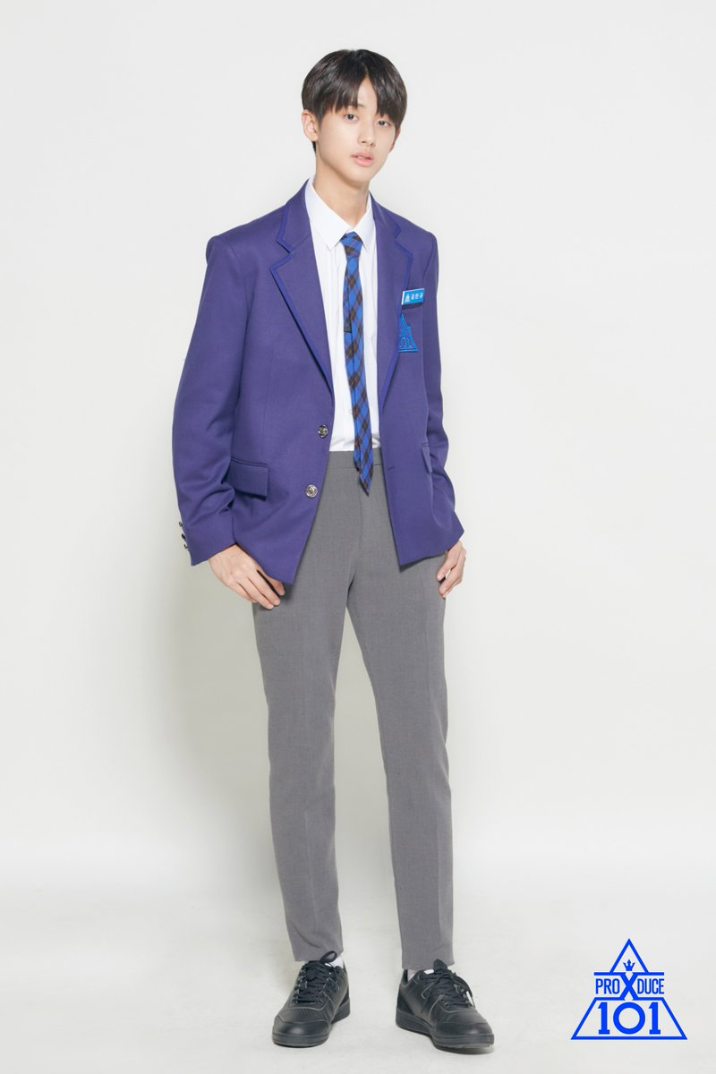 Image result for kim mingyu produce x101 profile site:twitter.com