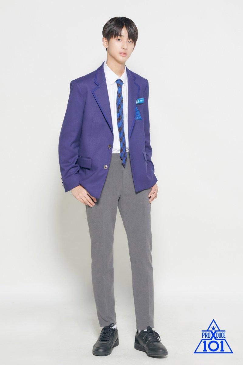 Image result for kim mingyu produce x101 profile site:twitter.com