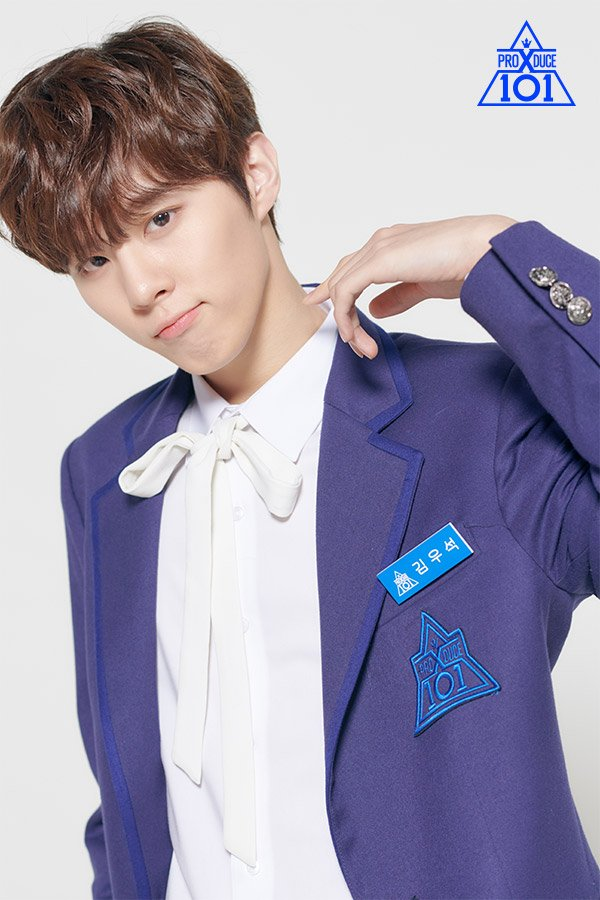 Image result for wooseok produce site:twitter.com