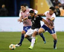 Video: Mexico vs Paraguay