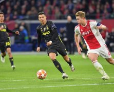 Video: Ajax vs Juventus