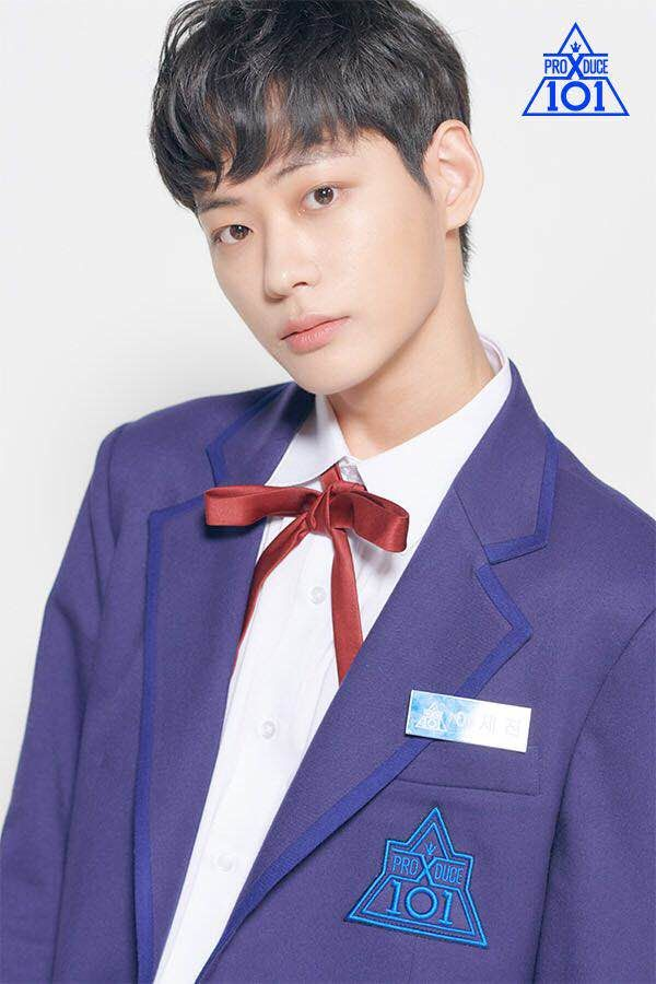Image result for lee sejin produce x 101 site:twitter.com