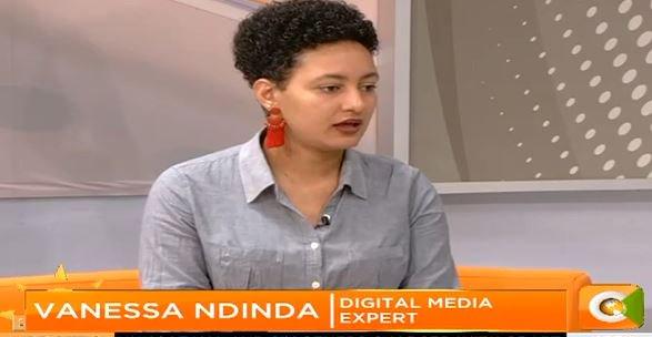 Vanessa Ndinda Vanessa Ndinda Funny Social Media People Respect