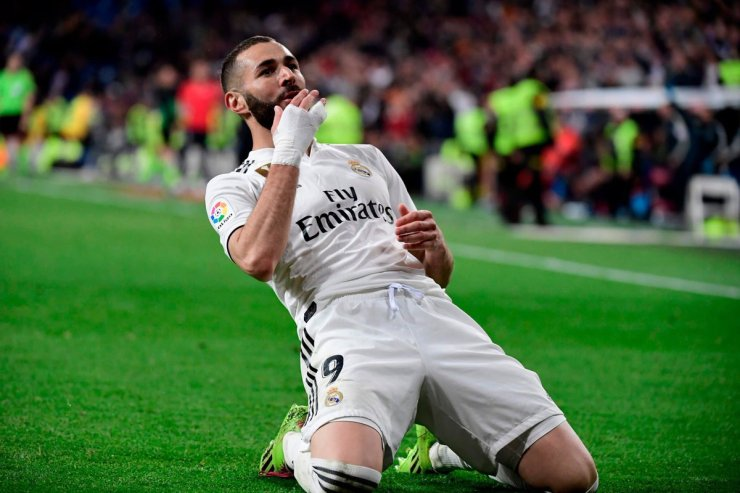 LEGEND! BENZEMA SETS A NEW RECORD THAT MESSI, RONALDO, RAUL, SUAREZ FAILED TO ACHIEVE IN THEIR CAREER D3A gHmW0AI0GiH