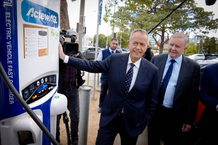 "bill shorten on twitter: ""50% of new car sales being electric"