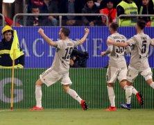 Video: Cagliari vs Juventus