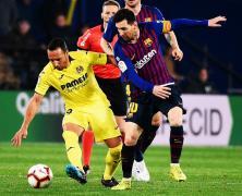 Video: Villarreal vs Barcelona