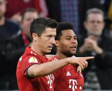 Video: Bayern Munich vs Heidenheim