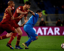Video: AS Roma vs Fiorentina
