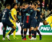 Video: PSG vs Nantes