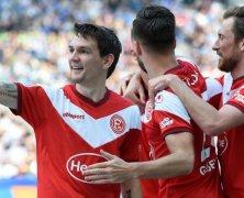 Video: Hertha BSC vs Fortuna Dusseldorf