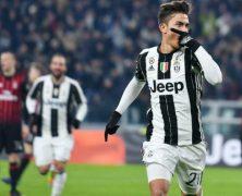 Video: Juventus vs AC Milan